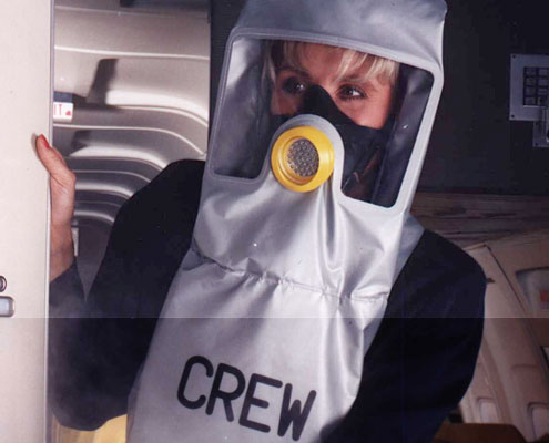 Crew Masks and Protective Breathing Equipment | CASP Aerospace