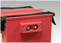 CASP Aerospace batteries