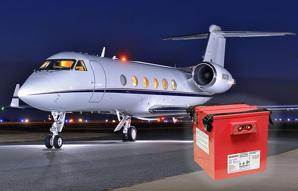 CASP Aerospace, Products and Services - Securaplane batteries