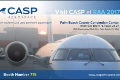 Visit CASP at the RAA 2017 in West Palm Beach, Florida