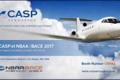 CASP Aerospace at NBAA 2017