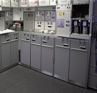 Schneller galley flooring - aircraft (CASP Aerospace)