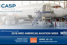 CASP Aerospace at 2018 MRO Americas