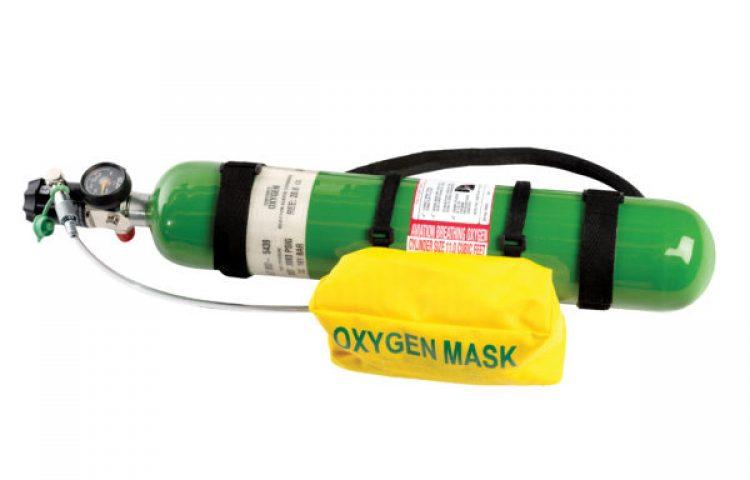 CASP Aerospace - Bouteilles d'oxygène et régulateurs d'oxygène