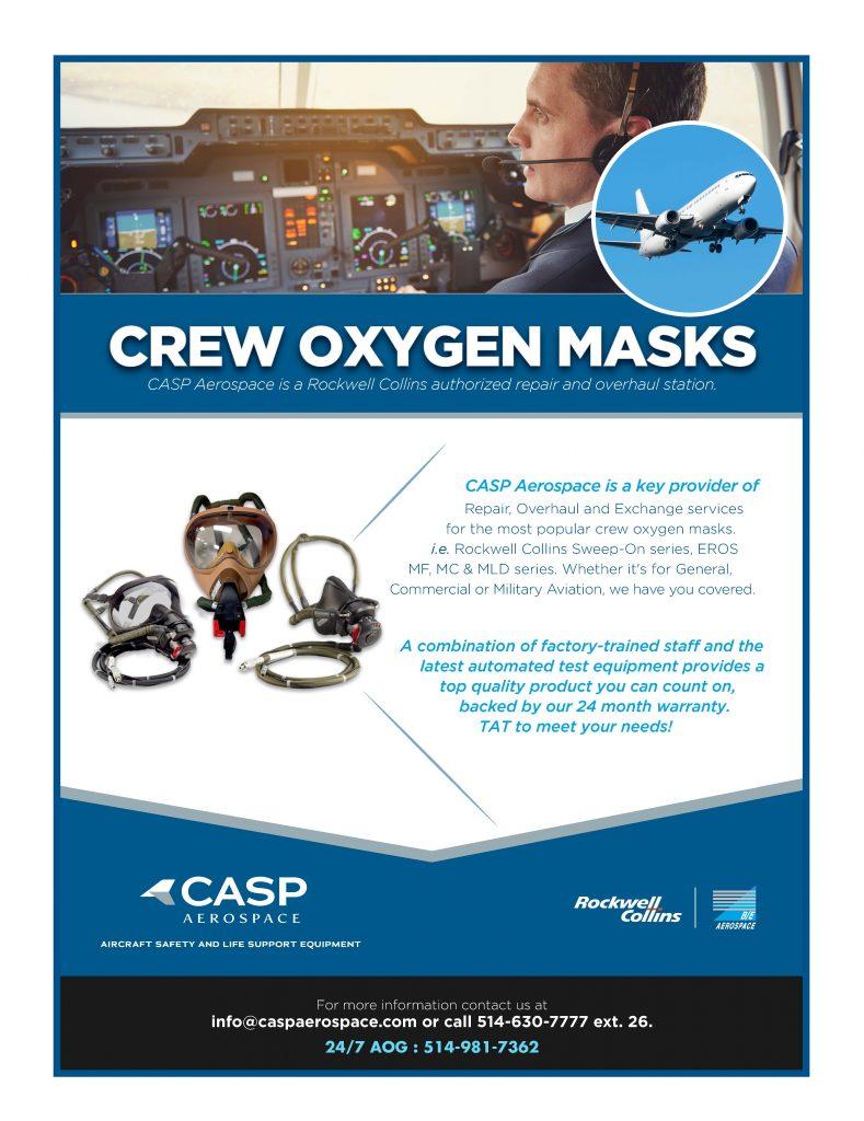 Eros mask repair