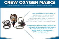 Crew Masks Repair & Overhaul