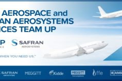 CASP Aerospace and Safran Aerosystems Services team up.